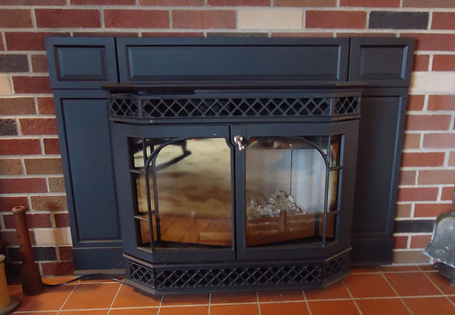 New Fireplace Installation Moseley Masonry Chimney Sweep