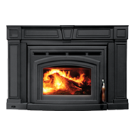 Enviro Cabello 1200 and Cabello 1700 Wood Burning Fireplace Insert