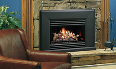 Kingsman VFI25 Wood Fireplace Insert