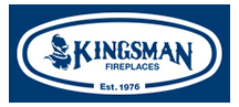 Kingsman Fireplaces Wood Burning Fireplace Insert