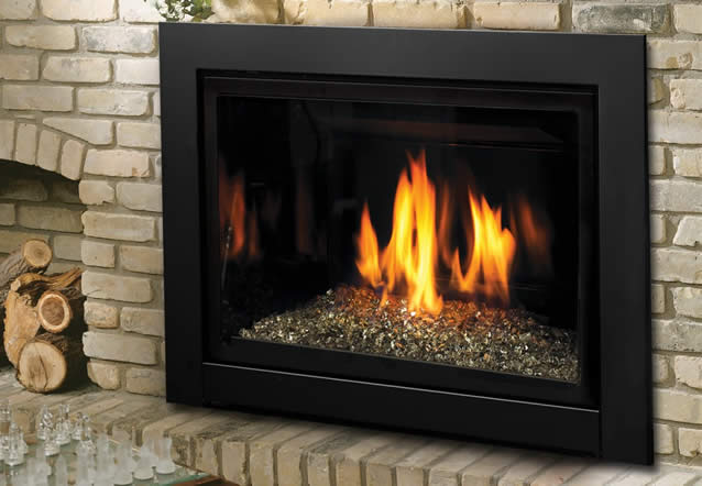 Kingsman and Jotul Gas Fireplace Insert Products